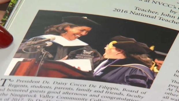 NVCC Proud As Jahana Hayes Sworn In