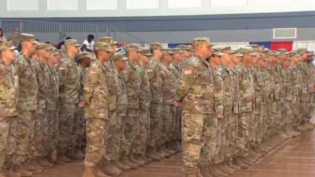 [HAR] National Guard Troops Headed Overseas