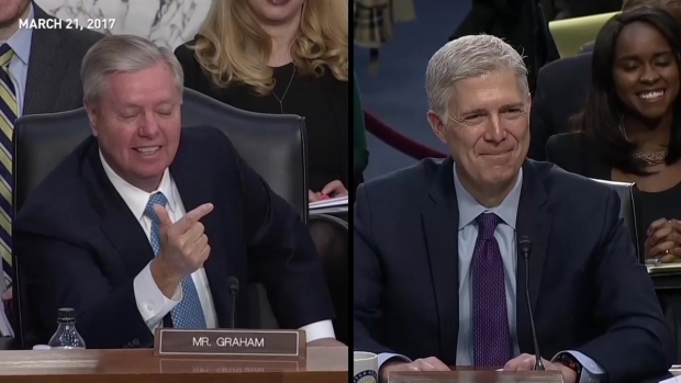 Democratic Senators Go Against Their Party, Support Gorsuch for Supreme Court