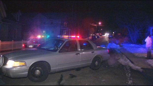 [HAR] Cop Shot In Norwich Standoff