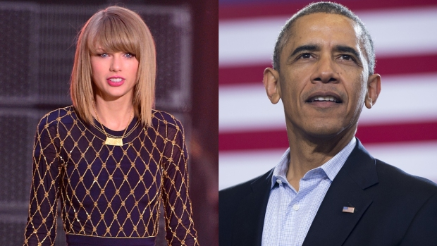 "[NATL] Fallon: President Obama Sings Taylor Swift's ""Shake It Off"""