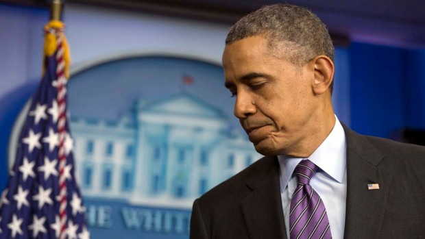 [AP] Obama Mourns Death of Icon Nelson Mandela