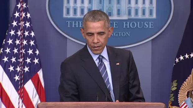 [NATL] Obama Talks Russian Election Hack
