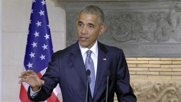 Obama, Russia's Putin speak at economic summit in Peru
