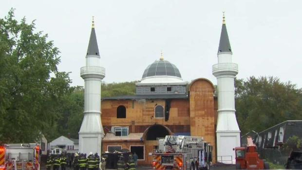 [HAR] Officials Investigate Fire at New Haven Mosque Under Construction