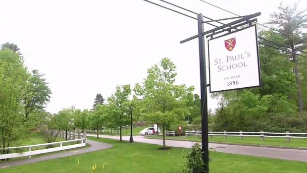 [NATL-NECN]Officials Probe NH Prep School Sex Assault Claims