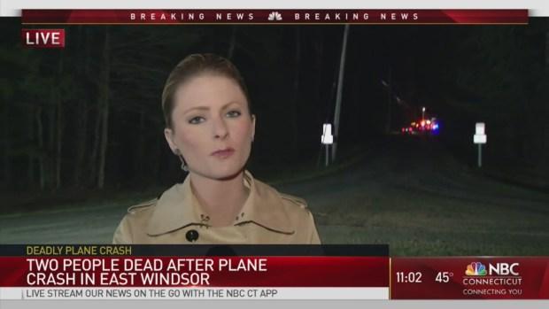 [HAR] Plane Crashes in East Windsor