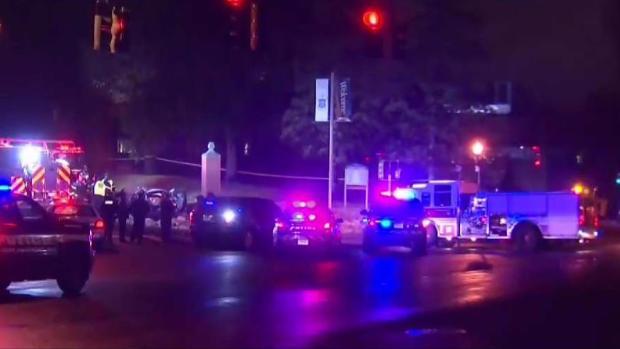[HAR] Police Investigate Serious Overnight Crashes in Hartford
