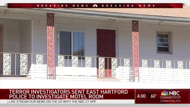 [HAR] Police Searched East Hartford Motel Room