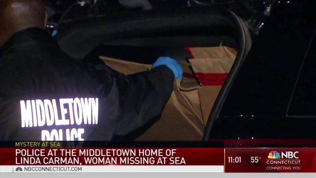 [HAR] Police Search Home of Missing Woman