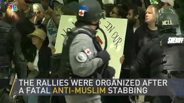 Anti-Shariah rallies planned across US worry Muslim leaders