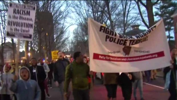 [HAR] Protesters Continue Call for Justice After Police Shooting
