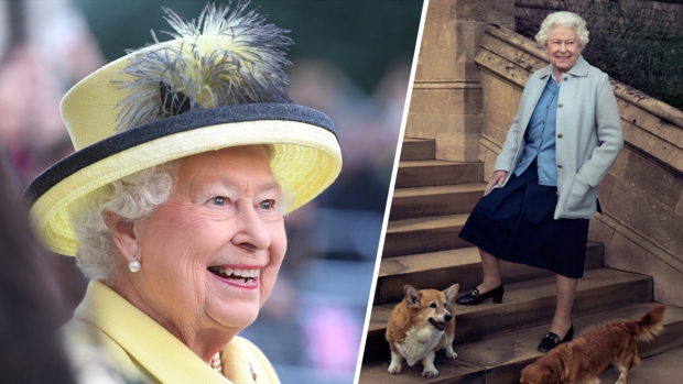 [NATL] Queen Elizabeth II: A Royal Life in Pictures