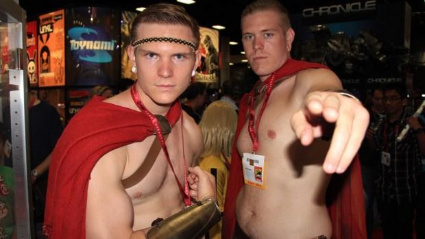 [G-2014] Bros of 2014 Comic-Con