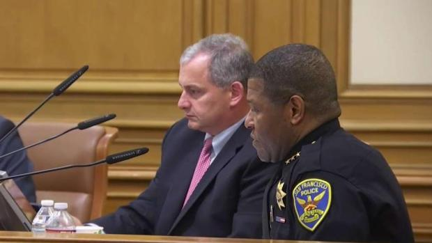 [NATL BAY] SFPD Commission Grills Chief About Raid on Journalist's Home
