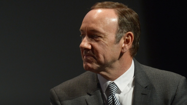 [NATL] 'House of Cards' to End as Fallout for Spacey Continues