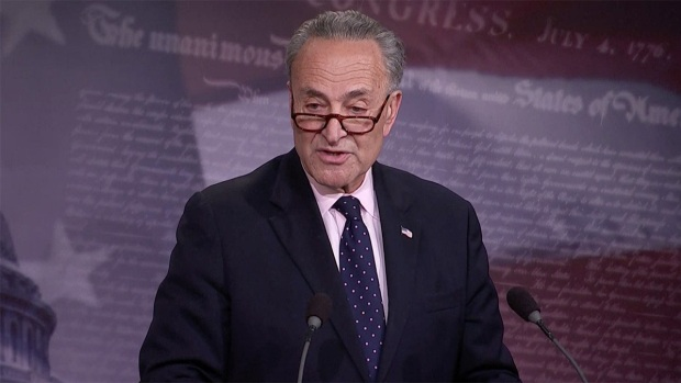 Schumer After Comey Firing: 'Everyone Will Suspect Coverup'