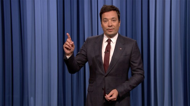 [NATL]'Tonight': Fallon Says He's 'Sick' Over Charlottesville Violence