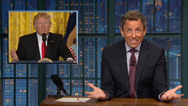 [NATL] 'Late Night': Closer Look at Trump's DACA Decision
