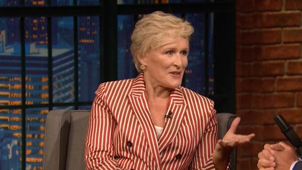 [NATL] 'Late Night': Glenn Close Talks About 'The Wife'