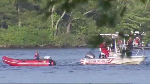 [HAR] Search Continues for Teen Missing in Connecticut River