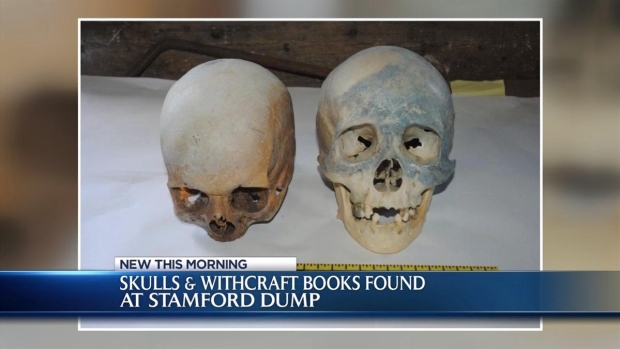 [HAR] Skulls Found at Stamford Dump