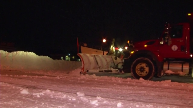 Southeast Connecticut Digs Out After Blizzard