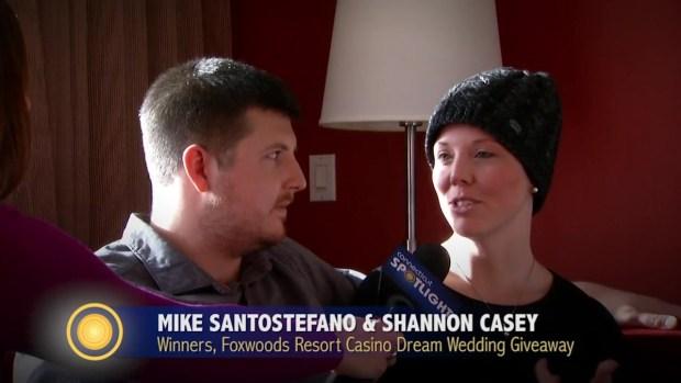 CT Spotlight: Foxwoods Bridal Giveaway