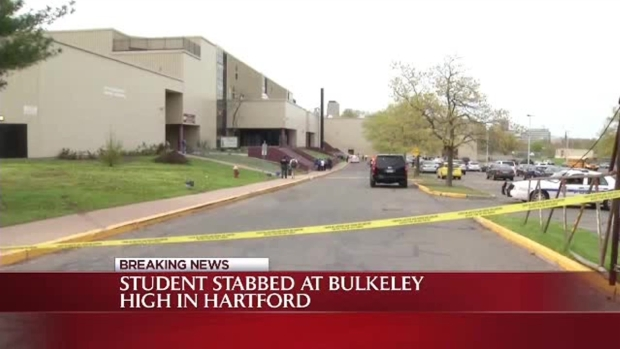 [HAR] Student Stabbed at Bulkeley High School