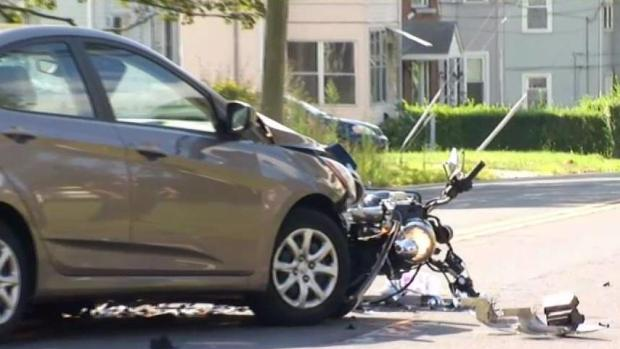 Connecticut State Trooper Injured in Motorcycle Accident