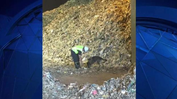 [HAR] State Police Release Footage From Inside Trash Plant