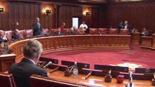 [HAR] State Senate Blocks Nomination of McDonald For Chief Justice