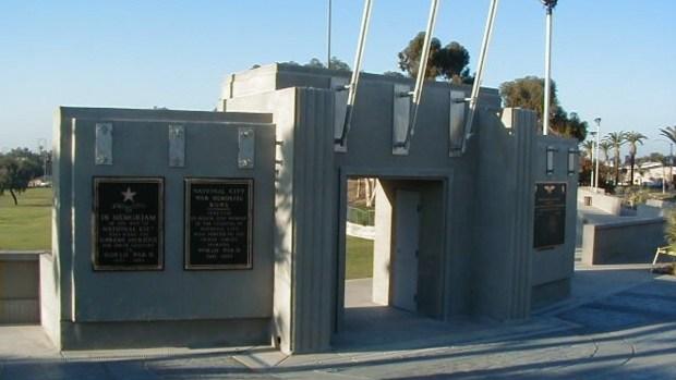 [DGO] Stolen War Memorial Plaques Recovered