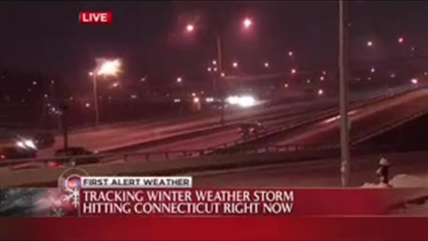[HAR] Storm Causes Problems for Morning Drive