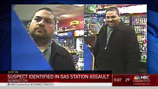[HAR] Suspect in Newington Gas Station Attack Cooperating With Police