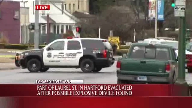 [HAR] Suspicious Device Found in Hartford