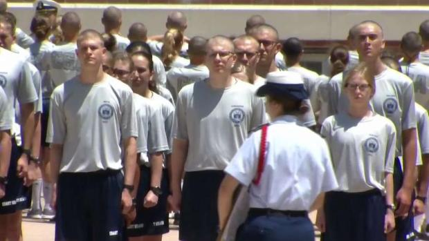 Swab Summer Kicks Off at United States Coast Guard Academy