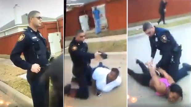 Edited for Profanity: FWPD Viral Video