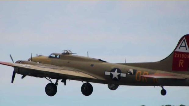 [HAR] The History of the B17 Involved in Bradley Airport Crash
