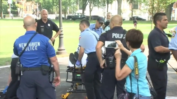 New Haven First Responders Treat Possible Additional ODs