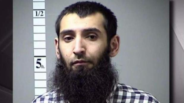 [NY] Tribeca Suspect Left Note in Truck Saying 'He Did it for ISIS': Sources