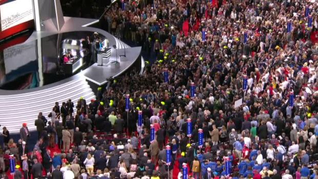 [NATL] NY Delegation's Vote Officially Makes Trump as GOP Nominee
