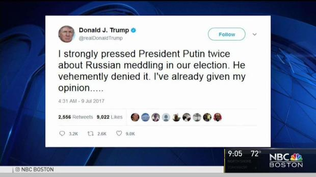 [NATL-NECN] Trump Tweets Syrian Cease-Fire Negotiations With Russia