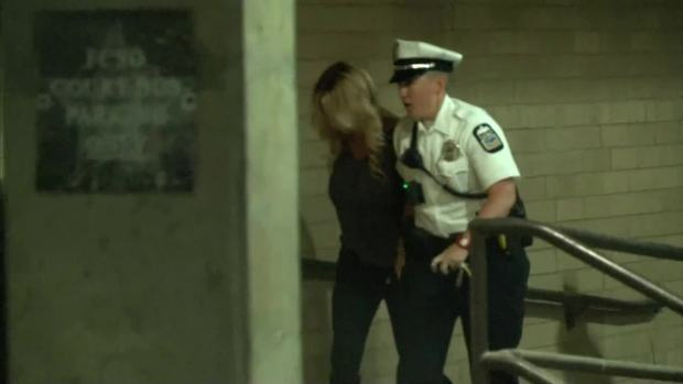 [NATL] Porn Actress Stormy Daniels Brought Into Ohio Jail
