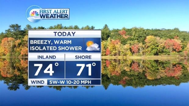 Video Forecast for Morning of October 29