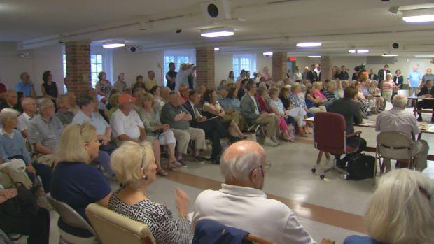 [HAR] Clinton Residents Still Do Not Want Propane Distribution Facility