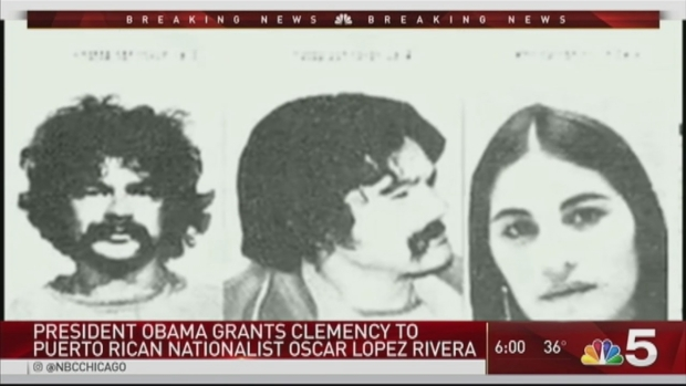 [NATL-CHI] Obama Commutes Sentence for Nationalist Oscar Lopez Rivera