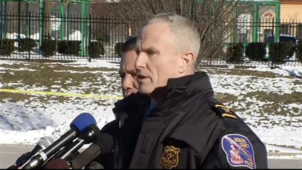 [DC] Howard County Police Press Conference