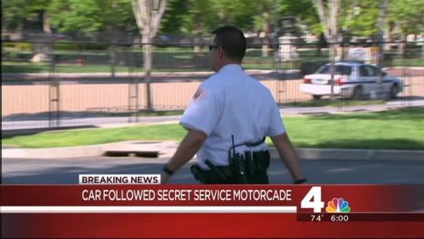 [DC] Man Follows Motorcade Through White House Entrance