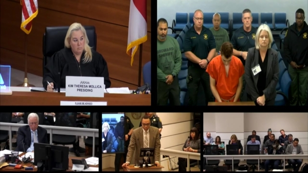 [NATL-MI] Nikolas Cruz Goes Before Judge